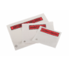 three different sizes of printed documents enclosed wallets